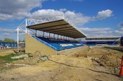 Work to be carried out surrounding the stand.