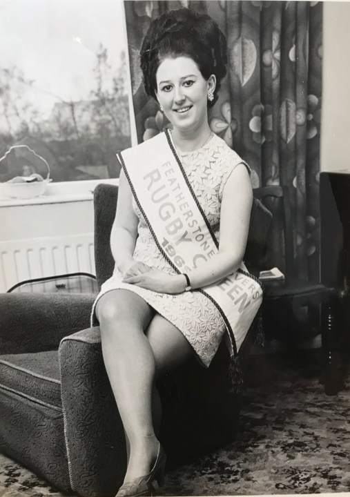 Miss Featherstone 1969
