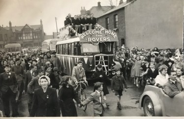 Return from Wembley 1952