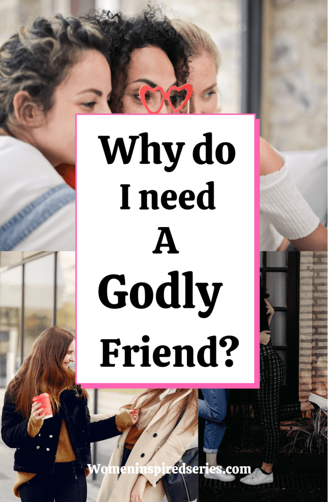 How to find Godly friends