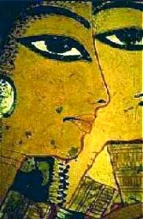 Egyptian woman image