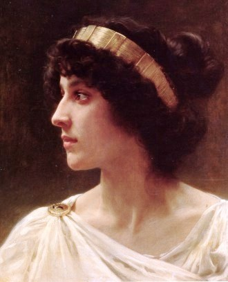 Abigail in the Bible: Beautiful young woman in ancient times, Irene Bouruereau