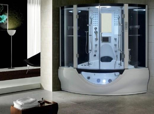 Strada steam shower