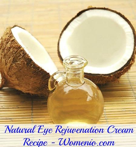 Eye rejuvenation cream