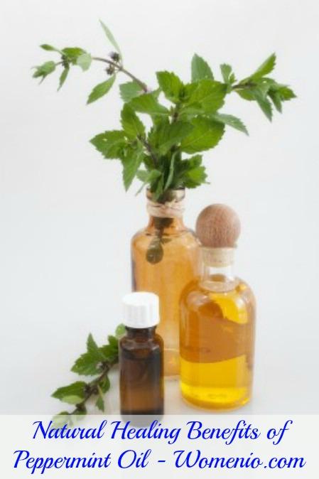Natural healing benefits of peppermint