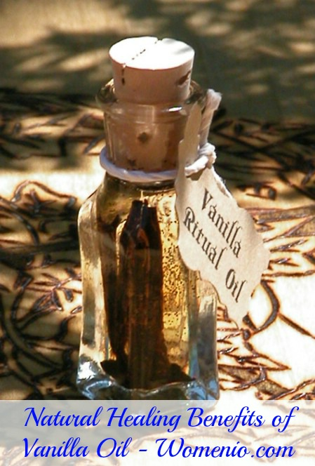 Vanilla aroma benefits