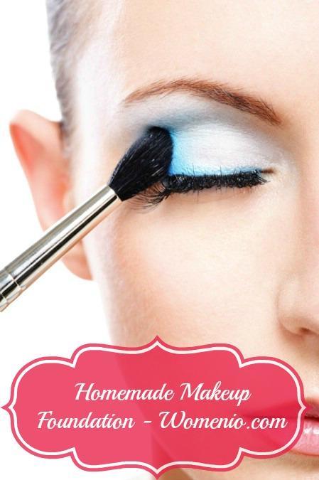 Homemade Makeup Foundation