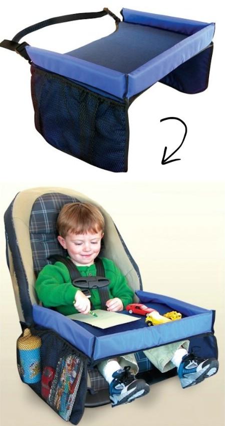 Kid's Travel Tray