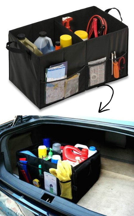 Another Trunk Organizer
