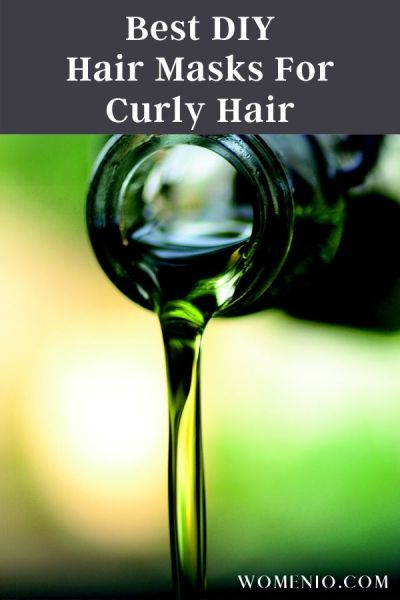 Curly Hair Mask