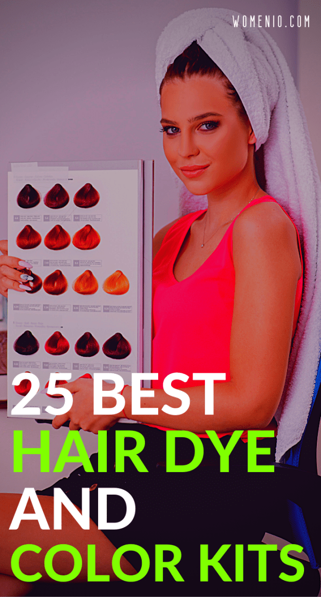 best at home hair dye