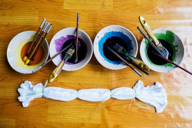 tie dye color preparation