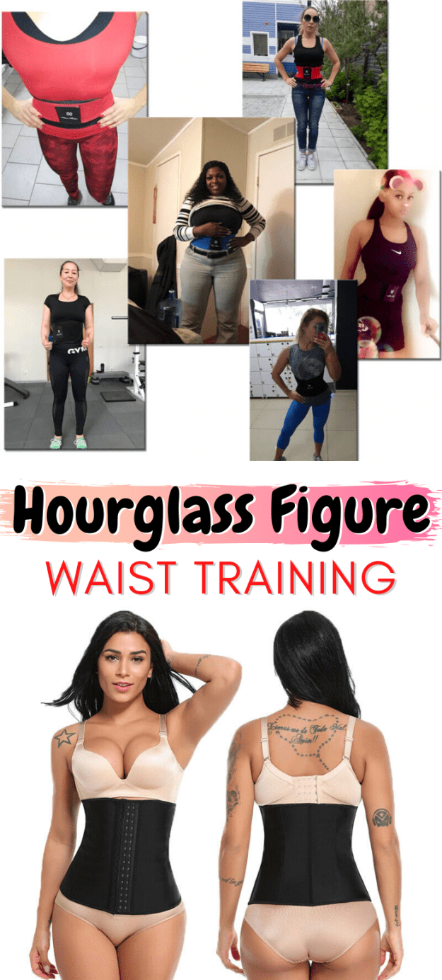WAIST TRAINING HOURGLASS FIGURE