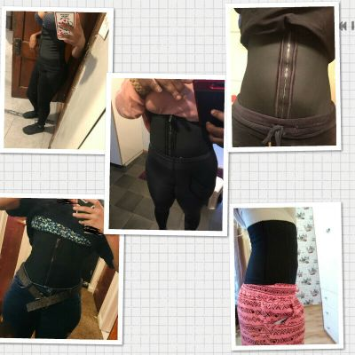 examples of waist training women