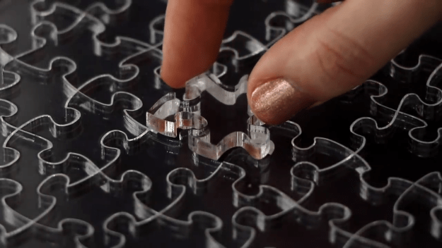 solving the CLEAR Jigsaw Puzzle