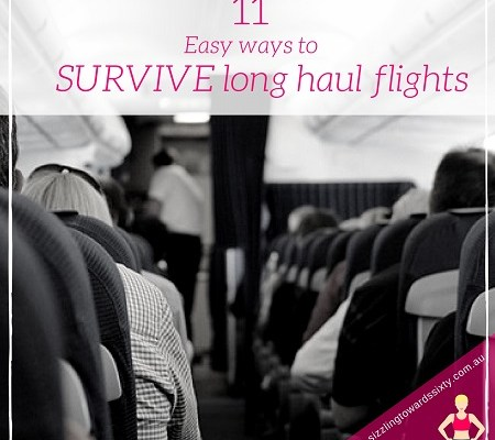 11 ways to survive long haul flights