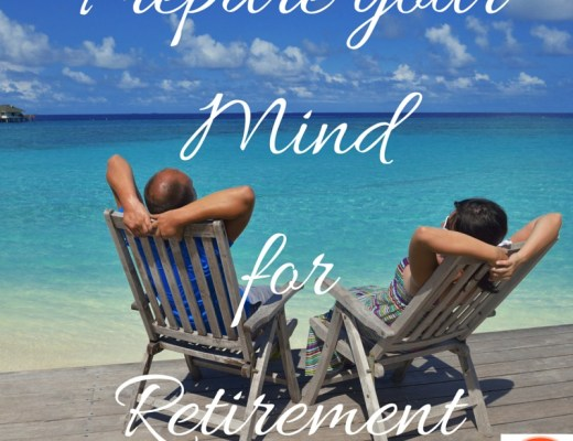 prepare your mind for retirement