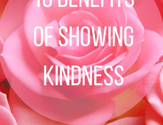 10 Benefits of showing kindness