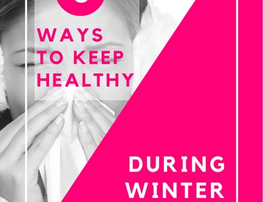 6 ways to keep healthy in winter