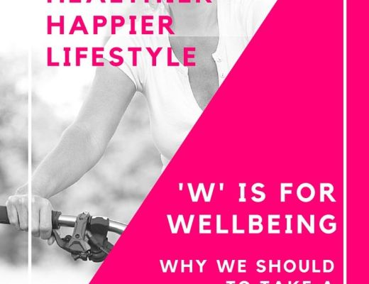 W is for wellness