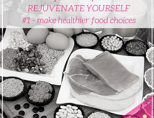 #1 Make Healthier Food Choices
