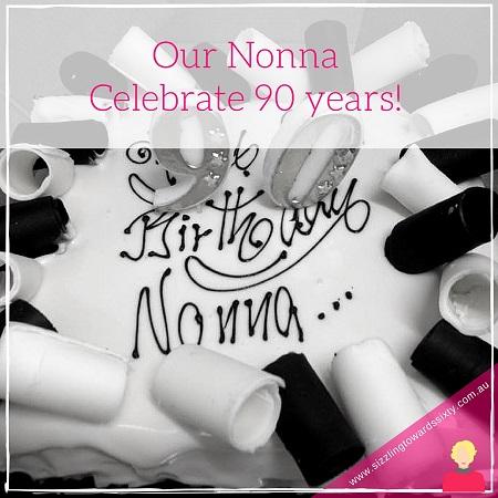 Nonna celebrates 90 years