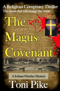 Magus Covenant COVER