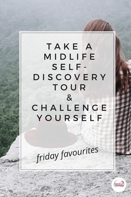 Midlife self discovery