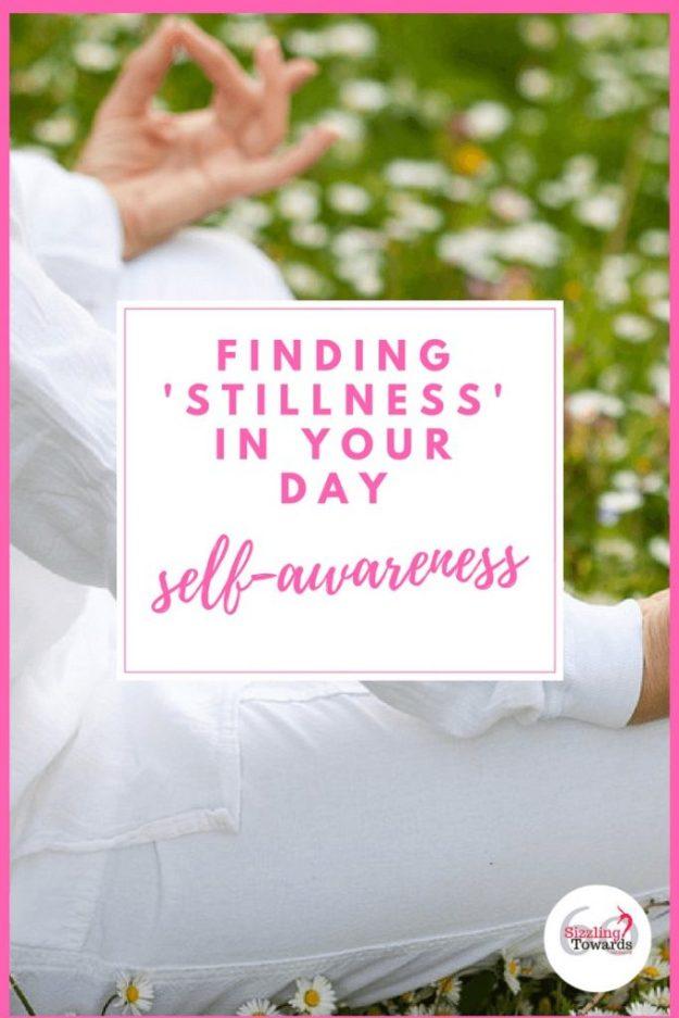 Finding stillness in midlife