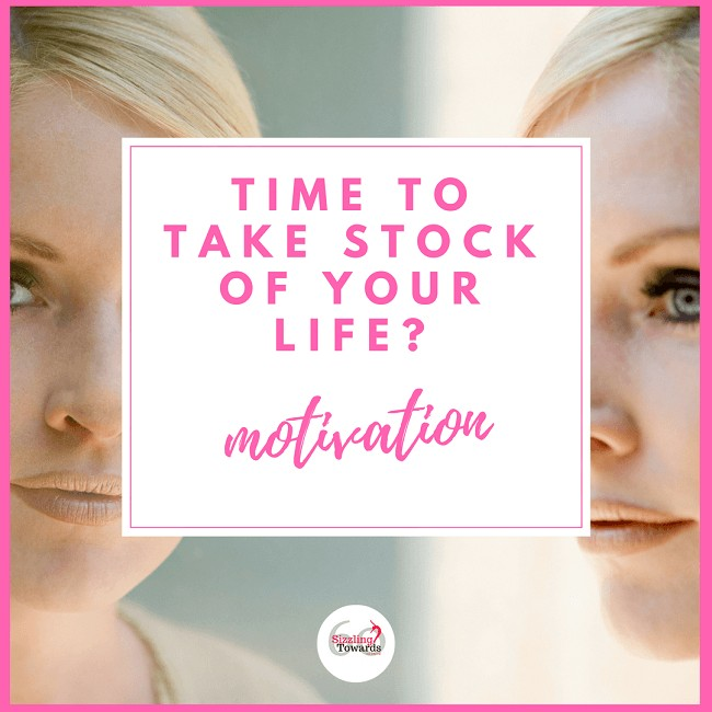 Taking stock of your life