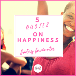 5 quotes about happiness