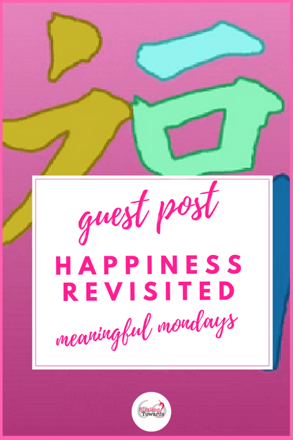 Happiness revisited