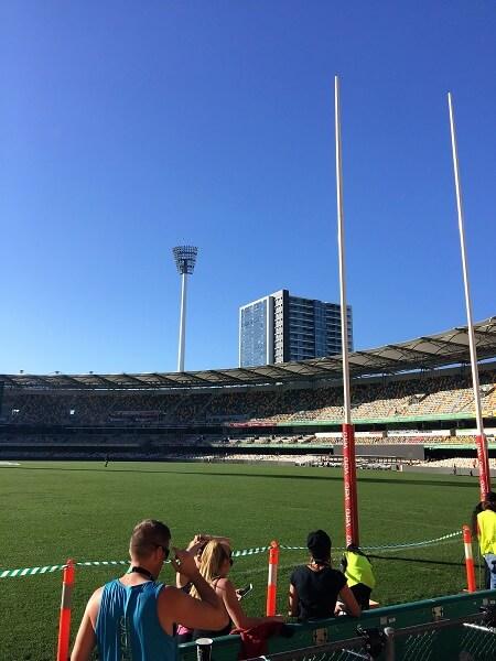 The Stadium Stomp