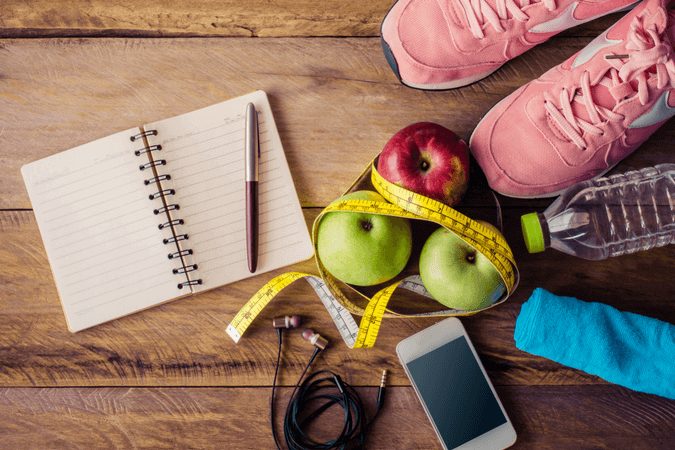 Getting your healthy lifestyle back after vacation or illness