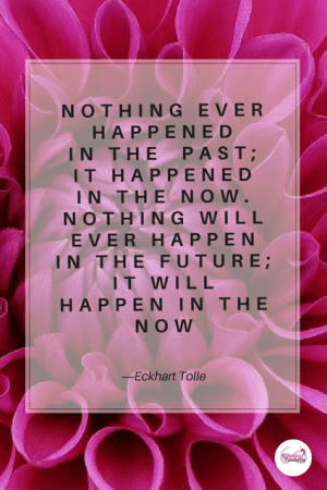 The Magic of the 'Now' Moment