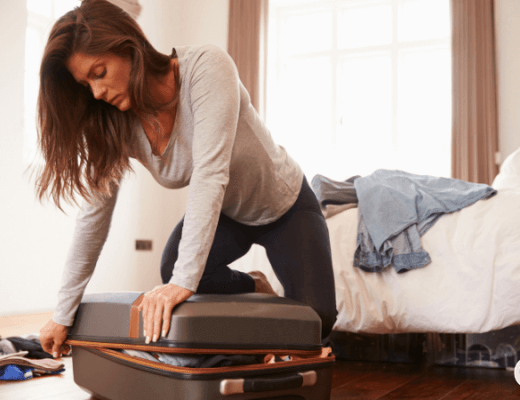8 tips to making packing for your vacation a breeze