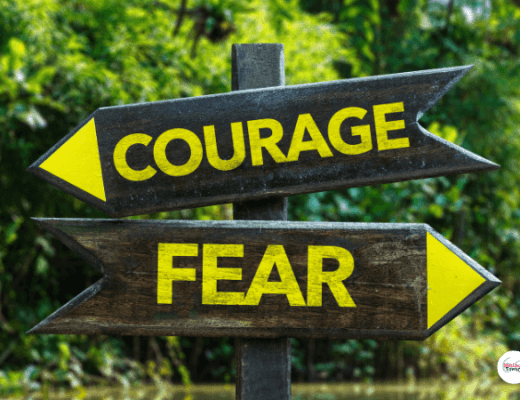 Thriving Without Fear – The Courage to Live Happily