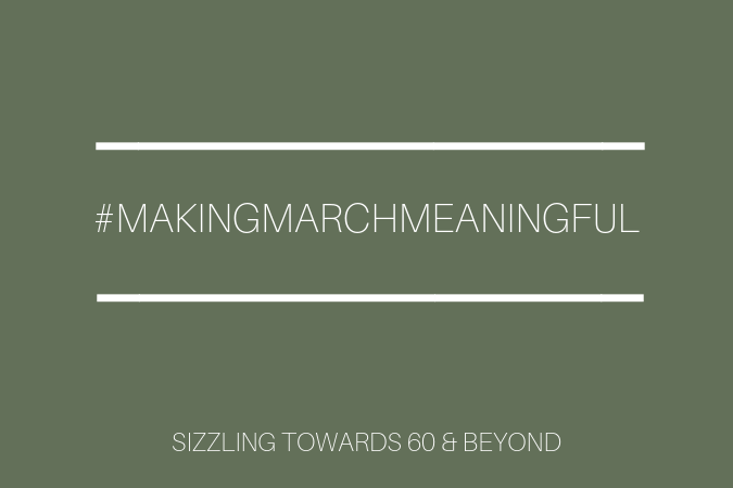 Making March Meaningful