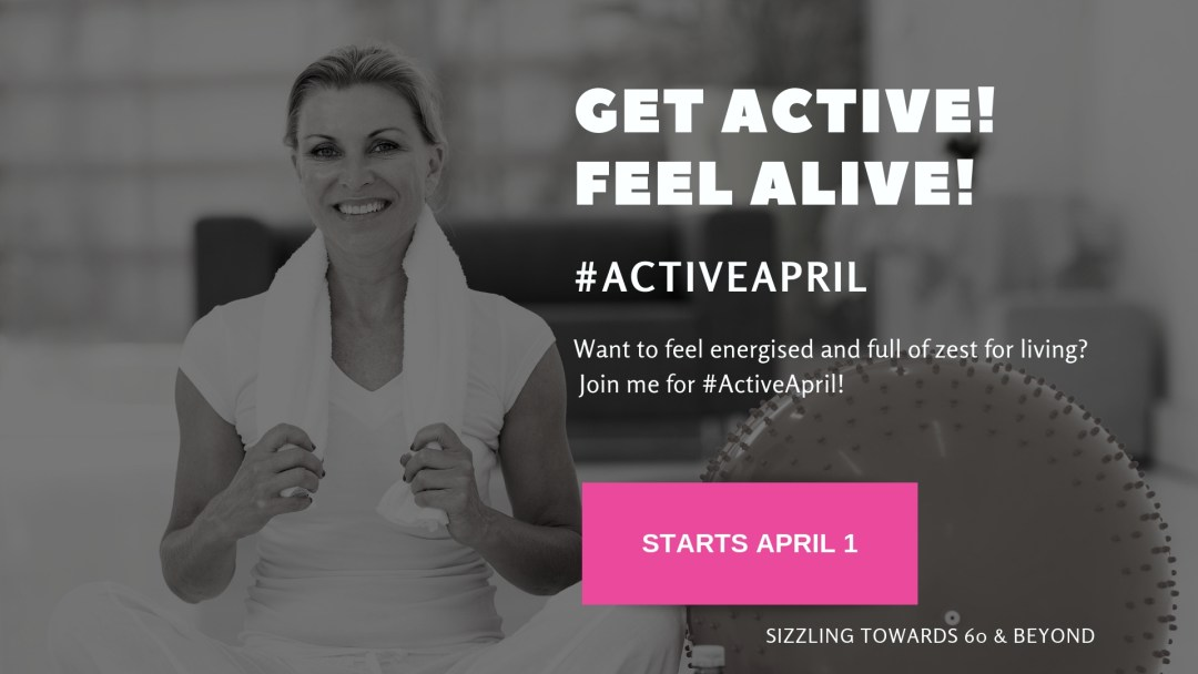 Get Active Feel Aliver Over 50