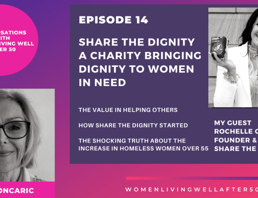 Share the Dignity, A charity bringing dignity to Women in Need