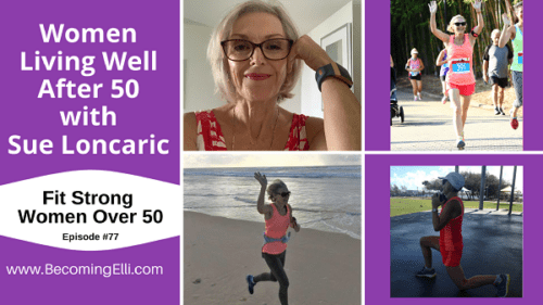 Fit Strong Women After 50 podcast