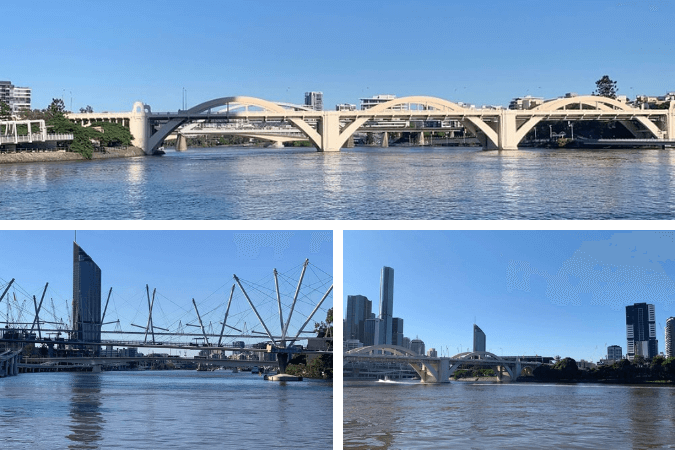Take a run with me through beautiful Brisbane
