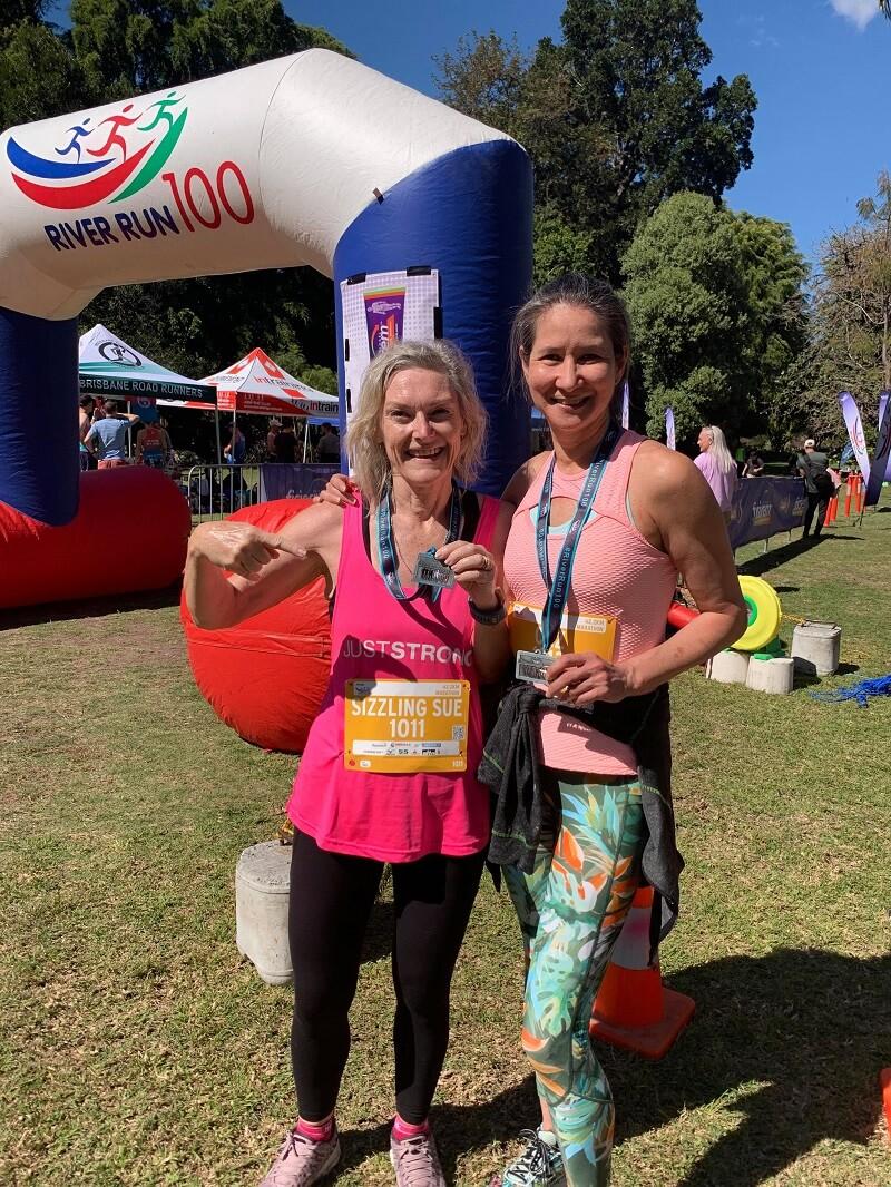 Marathon River Run 2021