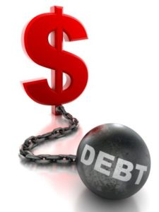 D is For Defining Debt.