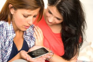 H is for How Helpful is Your Smart Phone?
