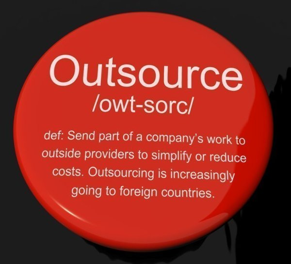 O is for Outsource to Optimize your Opportunities