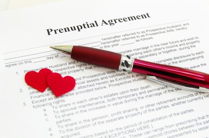 P is For Prenuptial.  Is it Good or Bad for Your Marriage?