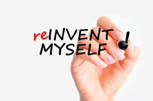 Reinvent Yourself after divorce