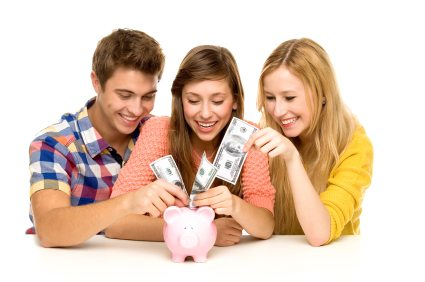 "T is for ""Teaching your Teen"" to Manage Money."