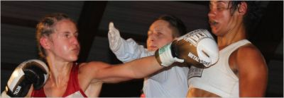 Segolene Lefebvre Crowned WBF Super Bantamweight Champion After Stopping Simone Da Silva Duarte